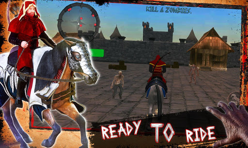 Archer VS Zombies Castle Defense Simulator ss 1