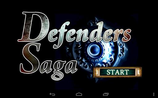 Defenders Saga ss 1