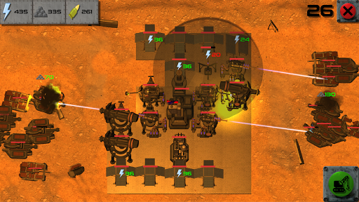 Desert Tower Defense – Epic Strategy TD Game ss 1