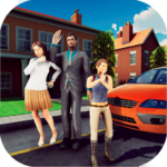 Family Dad Life: Dad Mom Simulator Games 2019 APK