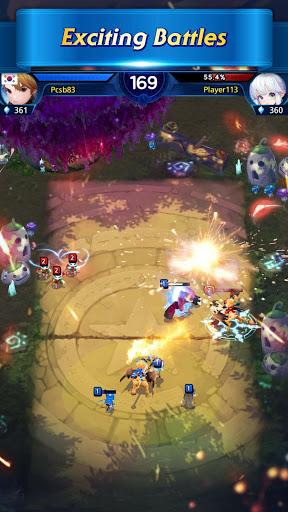 Fantasy Stars Battle Arena ss 1