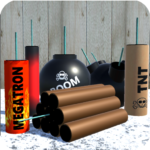 Firecrackers, Bombs and Explosions Simulator APK