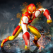 Flame Hero Flying Superhero City Rescue Mission APK