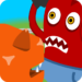 Fox Face vs Apple Monster APK
