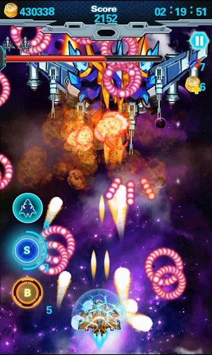 Galaxy Wars – Space Shooter ss 1