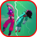 Goku saiyan battle warrior APK