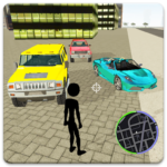 Grand StickMan Vegas Mafia Crime Fight To Survive APK