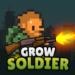Grow Soldier – Idle Merge game APK
