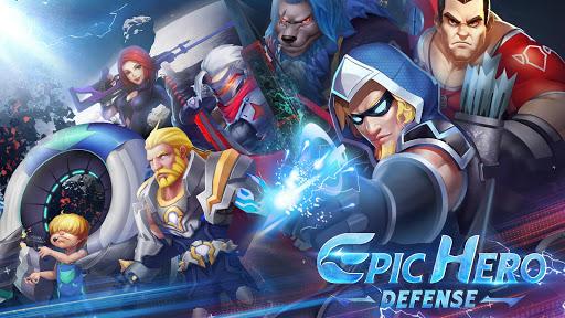 Hero Defense Battle ss 1