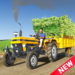 Hill Cargo Tractor Trolley Simulator Farming Game APK