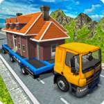House Mover: Old House Transporter Truck APK