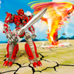 Immortal Superhero Tornado Robot City Rescue 2019 APK