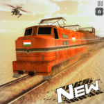 Indian Train Shooting Free Fire New Train Robbery APK