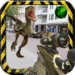 Jurassic Raptor Blue Hunter ARCamera : Real raptor APK