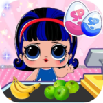 LOL Supermarket – Surprise Egg Dolls APK