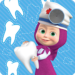 Masha and the Bear: Free Dentist Games for Kids APK