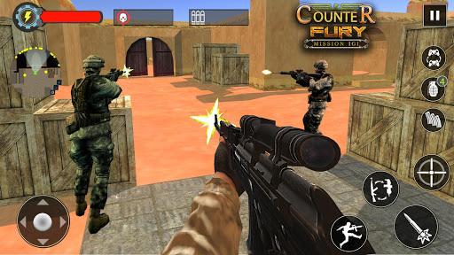 Mission IGI Counter Fury – Critical Strike CS FPS ss 1
