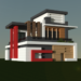 Modern Redstone Houses for Minecr APK
