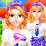 New Class Student Hair Style in School APK