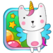 Pet Unicorn Rescue Bubble Shooter APK