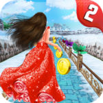 Princess Running To Home – Road To Temple 2 APK