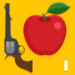 Red Apple Shooter – Fun Revolver Shooting Game APK