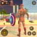 Superhero Captain Robot Flying Newyork City War APK