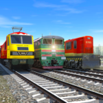 Train Driving School APK