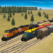 Train and rail yard simulator APK