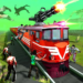 Train shooting – Zombie War APK