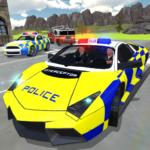 UK Police Car Crime Driving APK