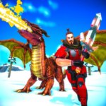 Ultimate Thrones Battle: Epic Dragon Warrior Game APK