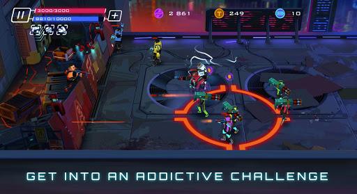 Uprising Cyberpunk 3D Action Game ss 1