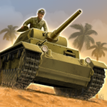 1943 Deadly Desert – a WW2 Strategy War Game APK