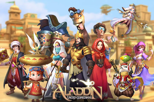 Aladdin Lamp Guardians ss 1