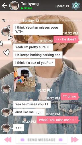 BTS Messenger 2 ss 1