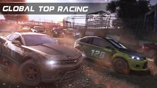 Dirt Car Racing- An Offroad Car Chasing Game ss 1