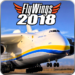 Flight Simulator 2018 FlyWings Free APK