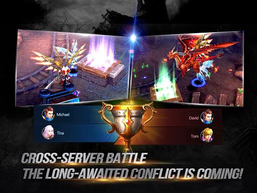Goddess Primal Chaos – en Free 3D Action MMORPG ss 1