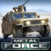 Metal Force: PvP Car Shooter APK