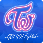 TWICE -GO! GO! Fightin'- APK