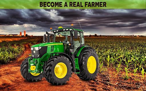 Agriculture Simulateur Rel Tracteur Agriculture ss 1