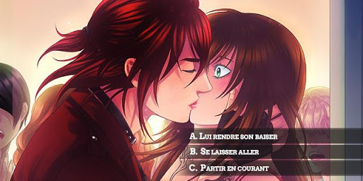 Amour Sucr – Otome games Romance ss 1
