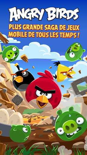 Angry Birds Classic ss 1