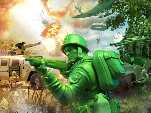 Army Men Strike Beta ss 1