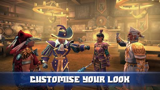Celtic Heroes 3D MMORPG ss 1
