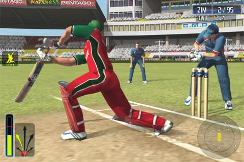 Cricket WorldCup Fever ss 1