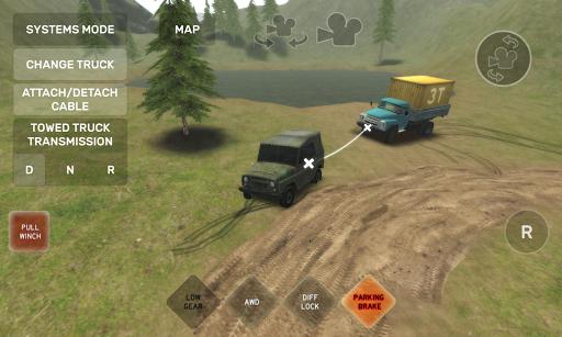 Dirt Trucker Muddy Hills ss 1
