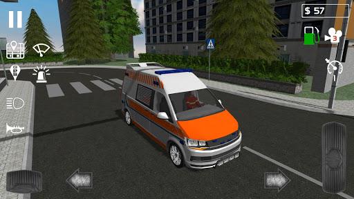 Emergency Ambulance Simulator ss 1