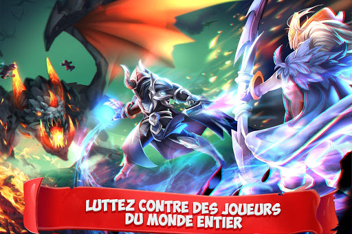 Epic Summoners Bataille de Hros- RPG dAction ss 1